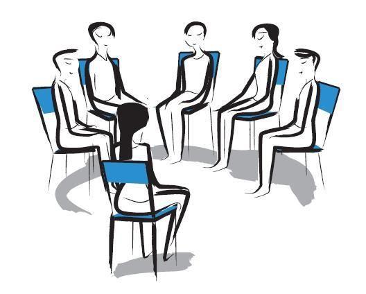 séance groupe